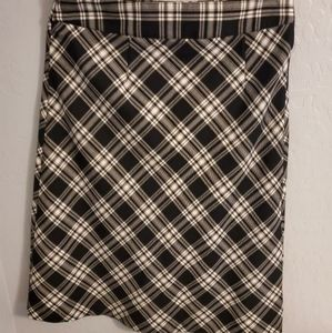 Chadwicks plaid skirt